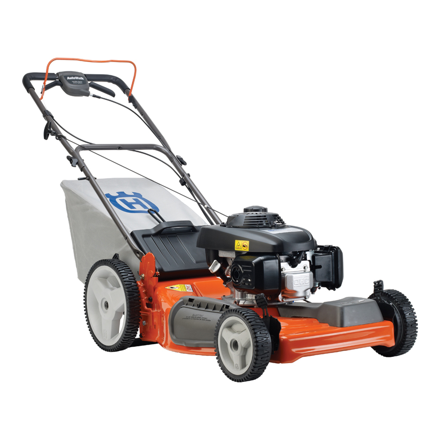 Shop Husqvarna Hu700fh 160 Cc 22 In Self Propelled Front