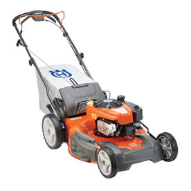 Husqvarna 160-cc 22-in Self-Propelled Rear Wheel Drive 3 in 1 Gas Push Lawn Mower with Briggs & Stratton Engine and Mulching Capability