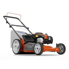 Husqvarna 5521P 140cc 21-in 3-in-1 Gas Push Lawn Mower with Briggs & Stratton Engine and Mulching Capability