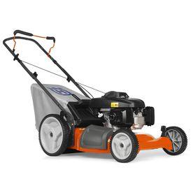 Husqvarna 7021P 160-cc 21-in 3 in 1 Gas Push Lawn Mower with Honda Engine
