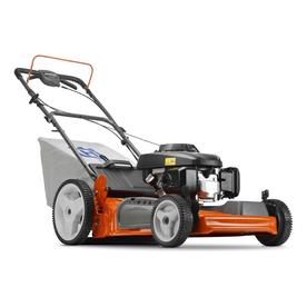 Husqvarna 160cc 22-in Self-Propelled 3 in 1 Gas Push Lawn Mower with Honda Engine and Mulching Capability 961450009