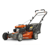 Lowes.com deals on Husqvarna 149cc 22-in Self-Propelled All-Wheel Drive 2 in 1 Push Lawn .