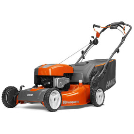 Husqvarna HU725AWDBBC 190cc 22-in Self-Propelled All-Wheel Drive 3-in-1 Gas Push Lawn Mower with Briggs & Stratton Engine and Mulching Capability