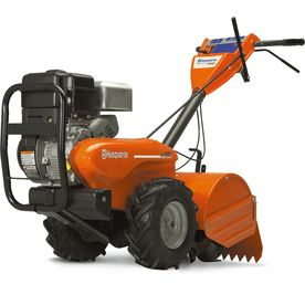 Husqvarna 205cc 17-in Rear-Tine Tiller (CARB)
