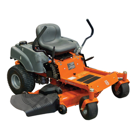 Husqvarna 26 HP V-Twin Hydrostatic 54-in Zero-Turn Lawn Mower