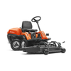 Husqvarna 19.5 HP Hydrostatic 42-in Riding Lawn Mower with Briggs & Stratton Engine