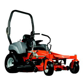 Husqvarna 24 HP V-Twin Dual Hydrostatic 54-in Zero-Turn Lawn Mower with Kawasaki Engine