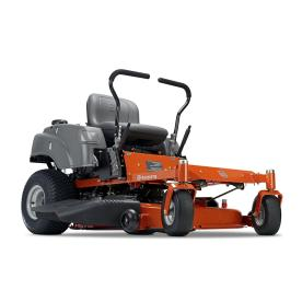 Husqvarna RZ46i V-Twin Dual Hydrostatic 46-in Zero-Turn Lawn Mower with Briggs & Stratton Engine and Mulching Capable