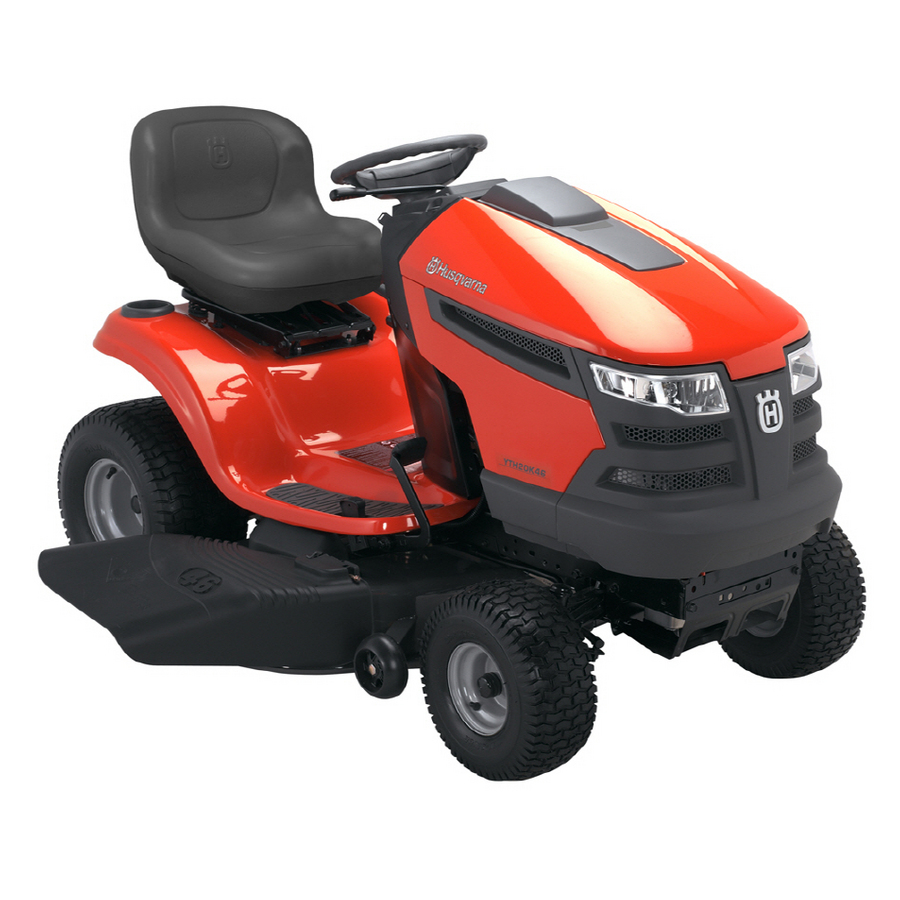 Husqvarna Tractor At Lowe S 44094 : Enlarged image