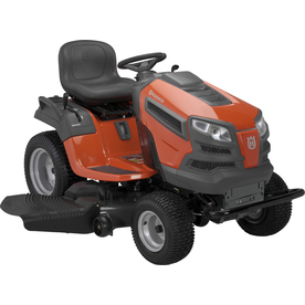 Husqvarna 25-HP V-Twin Hydrostatic 54-in Garden Tractor with KOHLER Engine