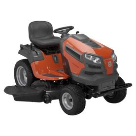 Husqvarna 25 HP V-Twin Hydrostatic 54-in Garden Tractor with Kohler Engine (CARB)