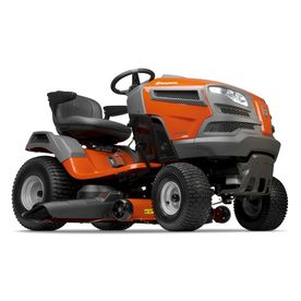 Husqvarna 24-HP V-Twin Hydrostatic 48-in Riding Lawn Mower