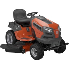 Husqvarna 26-HP V-Twin Dual Hydrostatic 54-in Garden Tractor with KOHLER Engine