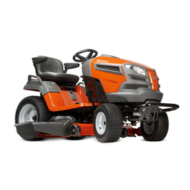 Husqvarna GTH24K54 24-HP V-Twin Hydrostatic 54-in Garden Tractor with Kawasaki Engine
