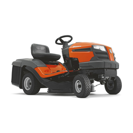 Husqvarna 17.5 HP Manual 30-in Riding Lawn Mower with Briggs & Stratton Engine
