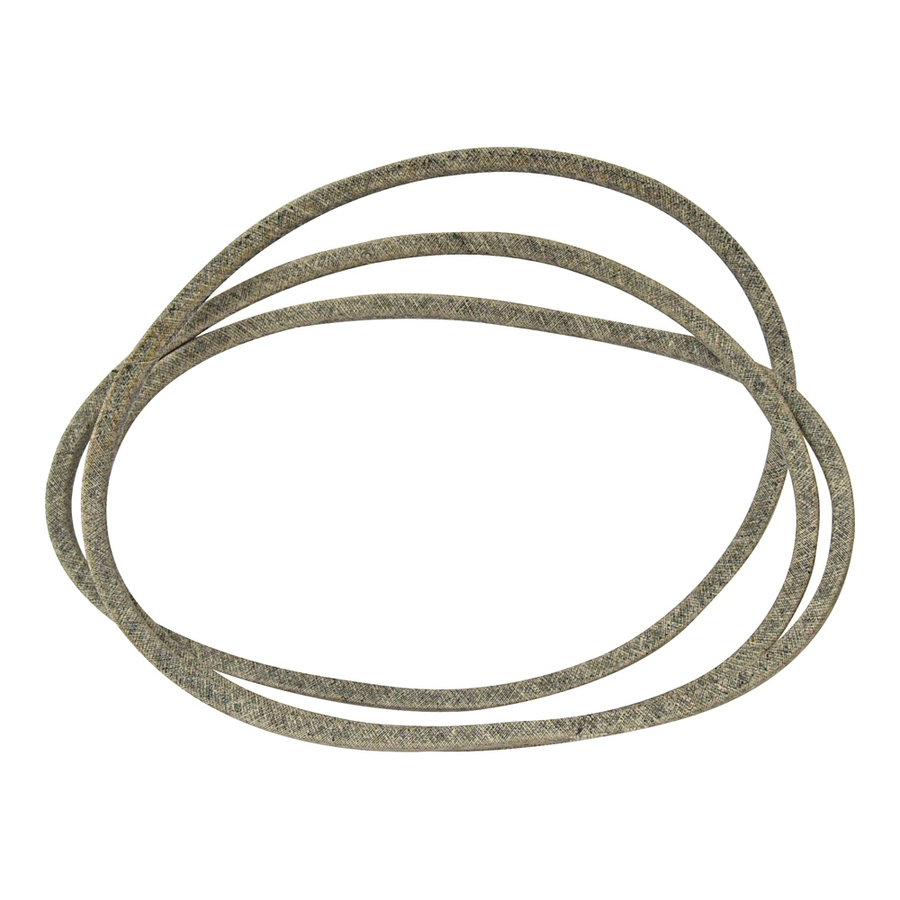 Murray Lawn Tractor Belts : Shop husqvarna ofp quot deck drive belt for murray at lowes