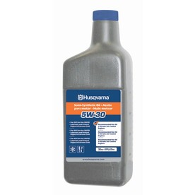 Husqvarna 20-oz 4-Cycle 5W-30 Synthetic Blend Engine Oil