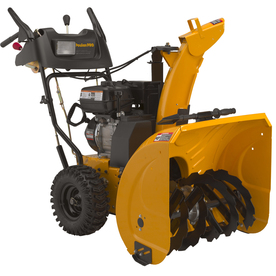 Poulan Pro 208cc 27-in Two-Stage Gas Snow Blower