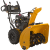 Poulan Pro 205-cc 27-in Two-Stage Electric Start Gas Snow Blower with Headlight