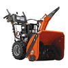 Husqvarna 342-cc 30-in Two-Stage Electric Start Gas Snow Blower with Heated Handles and Headlight