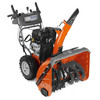 Husqvarna 369cc 30-in Two-Stage Electric Start Gas Snow Blower with Heated Handles and Headlight