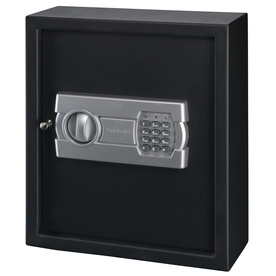 Stack-On Personal Drawer/Wall Safe with Electronic Lock
