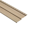  8-in x 150-in Maple Traditional Vinyl Siding