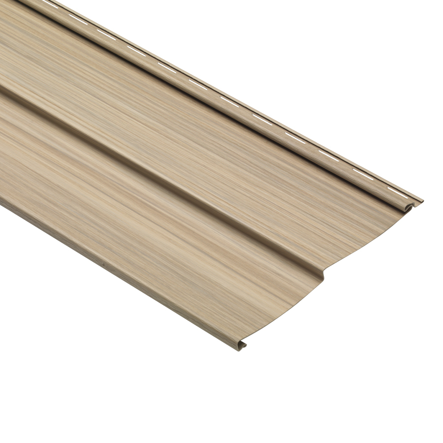 shop maple traditional vinyl siding at