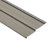 10-in x 120-in Sycamore Traditional Vinyl Siding Panel