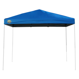 Shop Shade Tech 8 x 10 Palace Blue Instant Pop Up Canopy