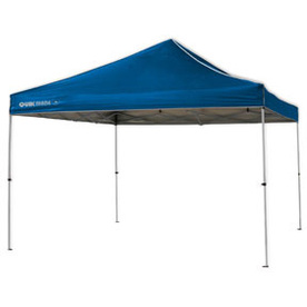 Quik Shade 12&#039; x 12&#039; Blue Instant Pop-Up Canopy