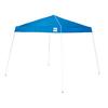 EZ-Up 10-ft W x 10-ft L Square Royal Blue Steel Pop-Up Canopy
