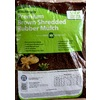 Greenscapes 0.8-cu ft Dark Brown Shredded Rubber Mulch (Playground Certified)