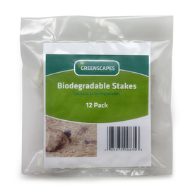 Greenscapes 12-Pack 10-in Landscape Stakes