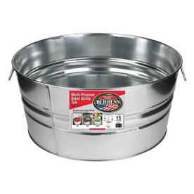 Behrens 15-Gallon Steel Double Bucket