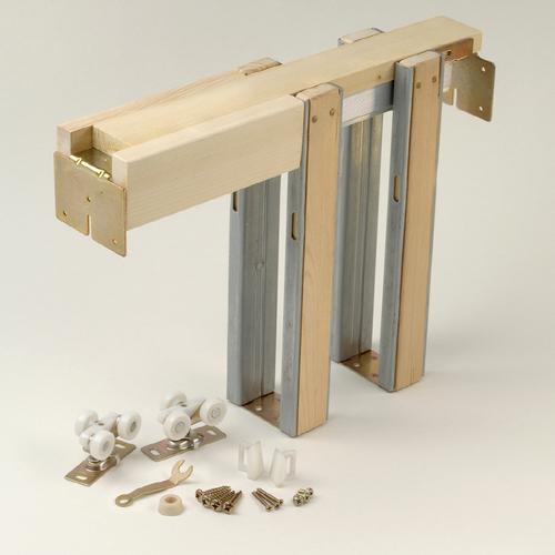 Door Frame Framing For A Pocket Door