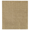 Mohawk Home Perry Shag Beige 96-in x 96-in Square Cream/Beige/Almond Transitional Area Rug