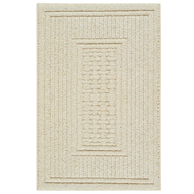 Mohawk Home Berwick 24-in x 40-in Rectangular Beige Accent Rug