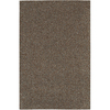 Mohawk Home Traverse Shag Rain 60-in x 96-in Rectangular Brown/Tan Transitional Area Rug