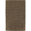 Mohawk Home Aurora Shag Brown 60-in x 96-in Rectangular Brown/Tan Transitional Area Rug