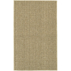 Mohawk Home Hopper Basket Beige 60-in x 84-in Rectangular Cream/Beige/Almond Transitional Area Rug