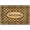 Mohawk Home Rectangular Door Mat (Common: 23-in x 35-in; Actual: 23-in x 35-in)