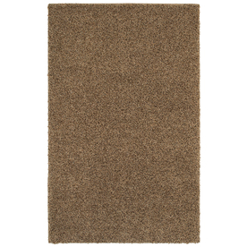 Mohawk Home 5-ft x 8-ft Beige Kodiak Area Rug