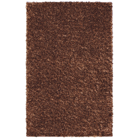 Mohawk Home 5-ft x 8-ft Copper Nugget Shimmer Area Rug
