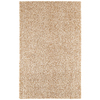 Mohawk Home Kodiak Buckskin Shag Rectangular Indoor Tufted Runner (Common: 2 x 8; Actual: 24-in W x 96-in L)