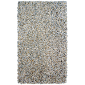 Mohawk Home 10-ft x 13-ft Smoke Platinum Kodiak Area Rug