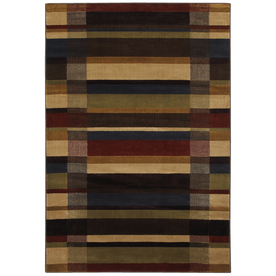 Mohawk Home 5-ft 3-in x 7-ft 10-in Apple Butter Ricard Area Rug