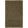 Mohawk Home Kodiak Deep Green 96-in x 120-in Rectangular Green Transitional Area Rug