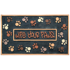 Mohawk Home 18-in x 30-in Wipe Your Paws Door Mat