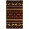 Mohawk Home Cedar Run 25-in x 44-in Rectangular Multicolor Transitional Accent Rug